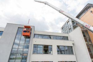 KLS Kran- und Arbeitsbühnenlogistik Sindelfingen - Fensterreinigung